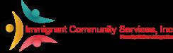 Imigrant Community Services logo